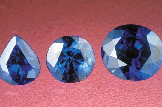sapphire dome crystals