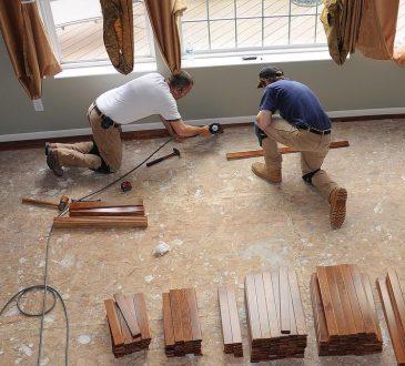 Renovating Business